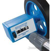 Odomètre micro roue de mesure analogique 999m REF 250436