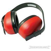 Casque anti-bruit SNR 27 dB, H30 dB, M25 dB, L18 dB, H 30 DB. M 25 DB. L 18 DB