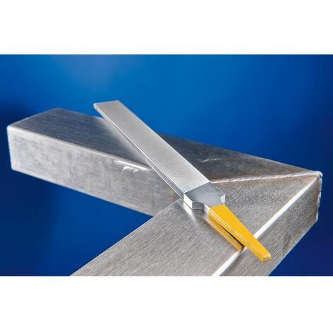 Précision Lime CORINOX ® 200 mm 22x5mm plat tronc sh0 Cheval