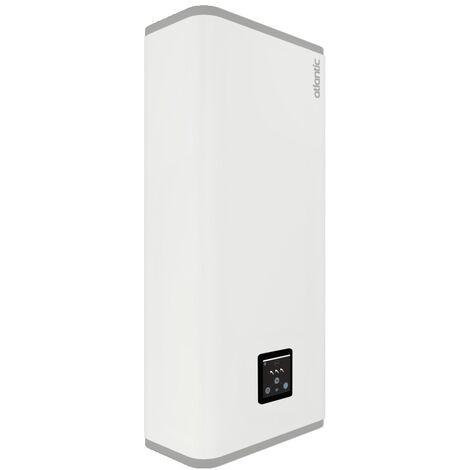 Chauffe-eau électrique carré - vertical mural Linéo 2 Blanc 100L