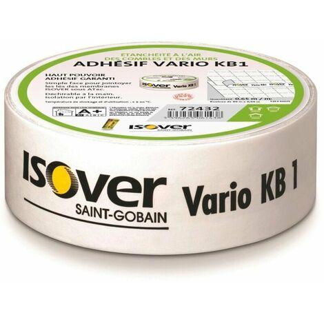 Adhésif de recouvrement VARIO KB1 - 60mm x 40m