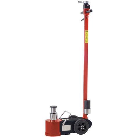 Crics hydro-pneumatiques 40 t / 20t - 0,8-1,2Mpa