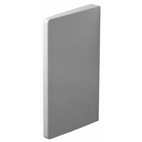 Duravit Cloison urinoir Starck 3 40x70,5cm, Coloris: Blanc avec Wondergliss - 85000000001