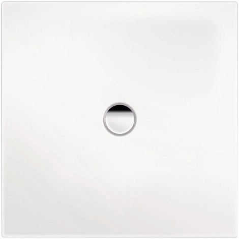 Kaldewei Receveur de douche Scona 977 100x140cm, Coloris: City anthracite mat avec effet nacré - 497700013716