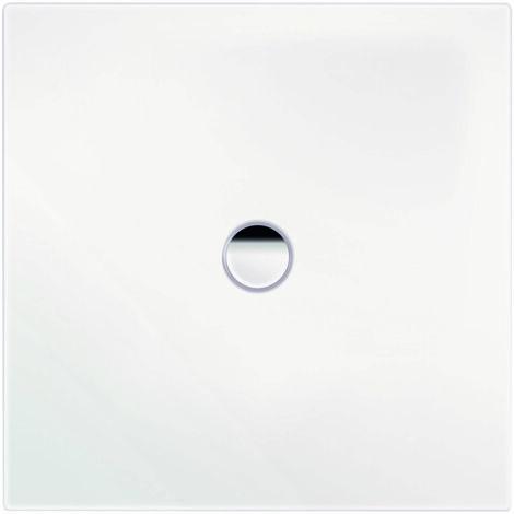 Kaldewei Receveur de douche Scona 977 100x140cm, Coloris: lava noir mat avec effet nacré - 497700013717