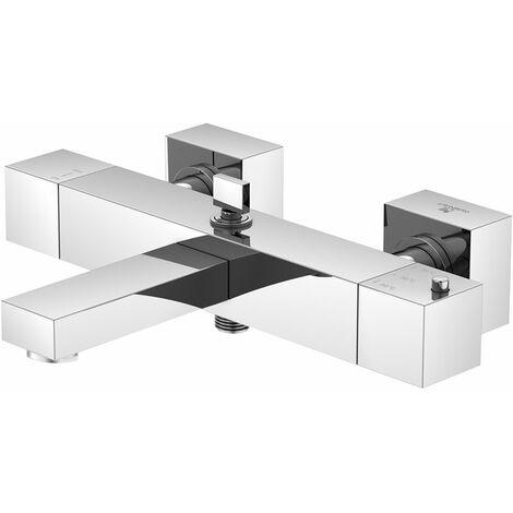 Steinberg Series 160 Termostato de bañera/ducha de superficie 1/2, cromado - 1603100