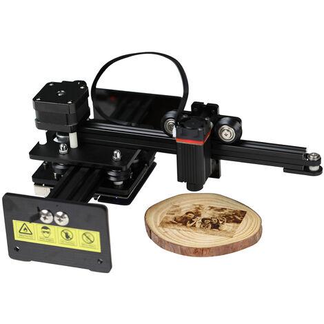 La mini machine de gravure laser Master 2 prend en charge la gravure a360 ¡ã, petite norme europeenne