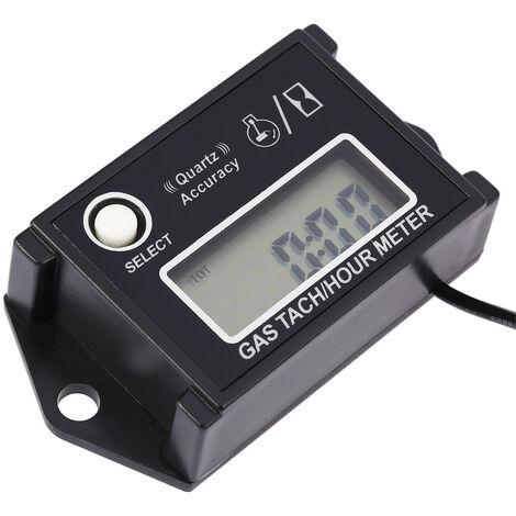 Compteur de vitesse compte-tours numerique du moteur