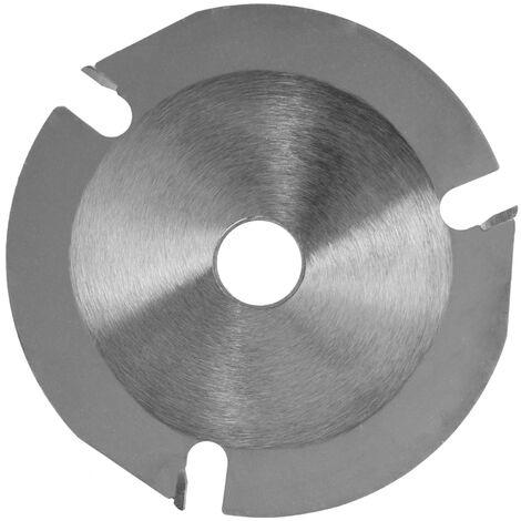 Lame de scie circulaire Meuleuse multifonctionnelle Lame de scie Lame de scie en carbure Lame de coupe en bois Accessoires pour outils electriques 115mm 3 dents
