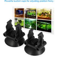 Lampe germicide UV d'aquarium, lampe de desinfection UV d'aquarium norme europeenne 13W