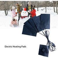 Film chauffant a temperature constante USB 5V, film chauffant etanche pour vetements, gilet reglable a 3 vitesses et doudoune