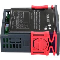 Thermostat electronique numerique affichage micro-ordinateur temperature et controleur d'humidite controleur de temperature SHT2000 DC24V