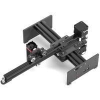 Machine de gravure laser Machine de gravure en porte-a-faux 20W Machine de gravure laser en metal Master 20W Petite norme europeenne, (sans carton d'emballage exterieur)
