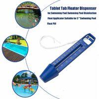 K-1021B bleu thermometre de piscine de base thermometre a eau thermometre a eau flottant de piscine