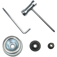 Kit d'entretien tondeuse agazon 5 pieces pour STIHL FS120 200250