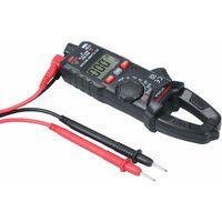 HABOTEST Mini Portable AC pince amperemetrique poche pince multimetre auto-gamme multimetre numerique modele HT200A noir expedition sans batterie