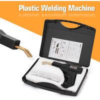 Soudeurs de plastiques pratiques Outils de garage Agrafeuses chaudes Machine agrafeuse PVC Machine de reparation de pare-chocs de voiture reparation agrafeuse outil de soudage