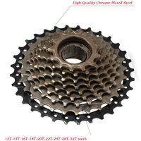 Acier filete 9 vitesses 13-32T roue libre engrenage volant pieces de velo velo roue libre pieces de rechange