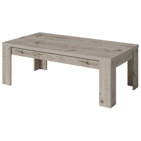Table de salon 135 cm Lyon - Chêne