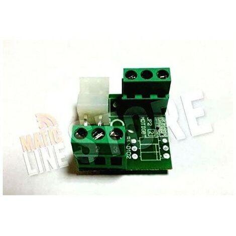Dieffematic Kit Completo PROLUNGA BINARI A Catena Botticelli E EOS 120 BFT PBE N733391 Nuovo