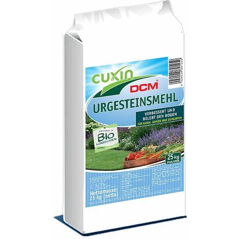 Cuxin Urgesteinsmehl 25KG, bessere Ausbildung von Blüten und Früchten