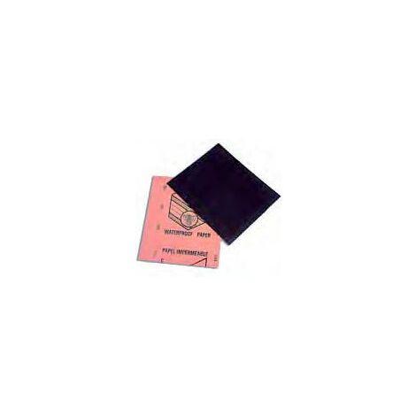 Lija Gr 80 Papel Impermeable Abeja 230x280