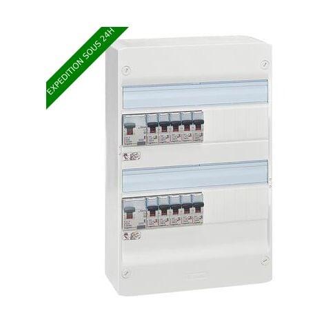 Legrand 093065 Essentiel Spécial Tableau Électrique Équipé pour Logement