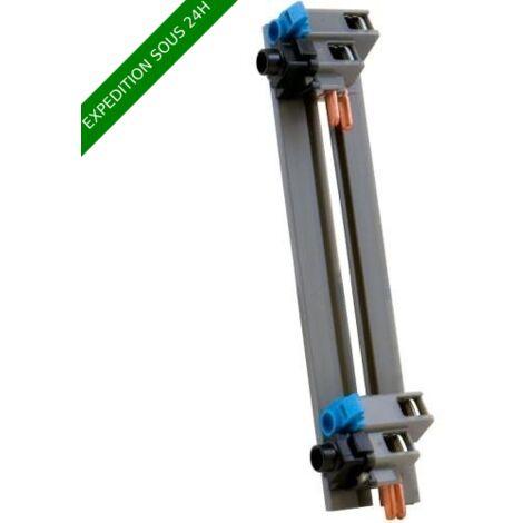 LEGRAND Drivia Peigne vertical 2 rangées entraxe 125mm - 405000