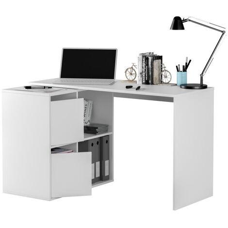 Escritorios y Mesas Ordenador - Escritorio Multiposición Blanco Varic