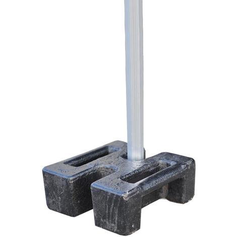 Carpa plegable de 30 kg de peso de lastre - Unite