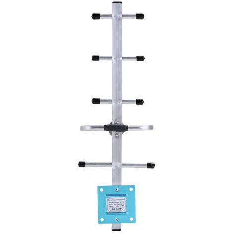 Amplificador de senal de telefono movil de doble extremo LCD GSM900MHz