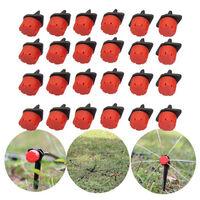 Sistema de riego por goteo 25MDIY, equipos de riego por goteo micro de manguera de jardin de riego automatico