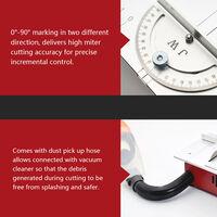 Mini sierra de mesa multifuncional T30, sierras electricas de escritorio