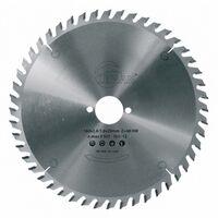 Leman - Hoja de sierra circular D.140 x 12,7 x espesor 2,6/1,6 mm 24 dientes