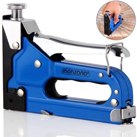 Hand Tacker NEU Holz, Klammertyp 41 Bosch Professional Handtacker HT 14