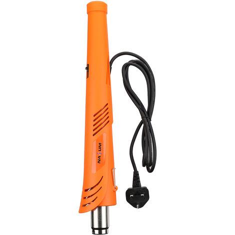 Desbrozadora Térmica Eléctrica 2000W con 3 Boquillas y Cable de 2m