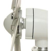 12V 1000 W 6 palas generador de turbina eólica Kit de turbina eólica(Sin controlador)