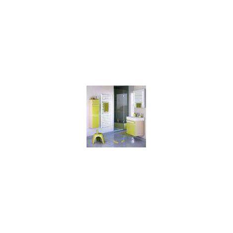 RADIATEUR SECHE SERVIETTES ATLANTIC CETO EAU CHAUDE (Blanc - 568 W - 1230 x 500 x 85 mm)