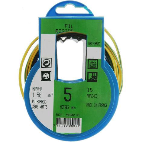 COURONNE 5M HO7V-U 1,5 V/J PROFIPLAST PRP500010