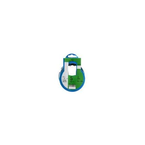 COURONNE 5M HO7V-U 1,5 BLEU PROFIPLAST PRP500013