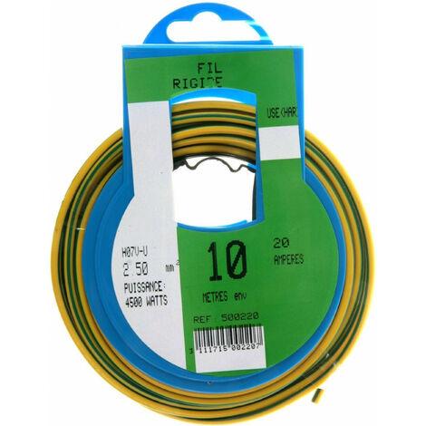 COURONNE 10M HO7V-U 2,5 V/J PROFIPLAST PRP500220