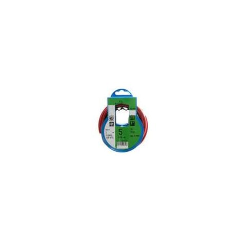 COURONNE 5M HO7V-R 6 ROUGE PROFIPLAST PRP500616