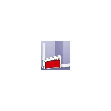 COUVERCLE SOUPLE 130 BLANC 2M LEGRAND 010524