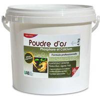 Poudre d'os, engrais naturel phosphore et calcium. Seau 4 kg