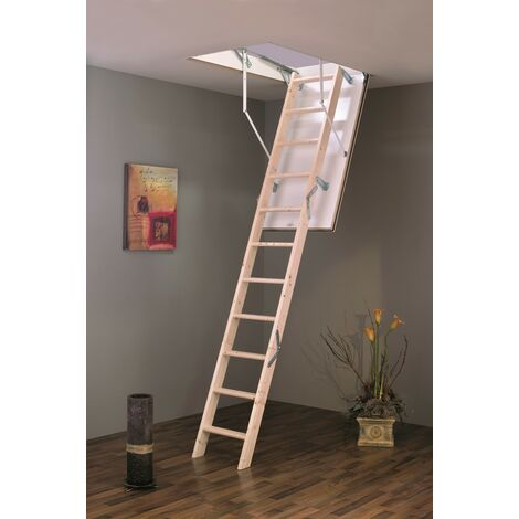 Échelle Escalier du grenier Isowood 120 cm x 60 cm