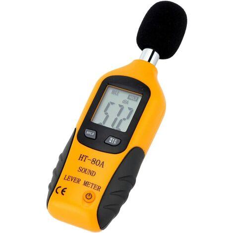 Bricolage›Outillage à main et électroportatif›Appareils de mesure›Testeurs›Sonomètres
