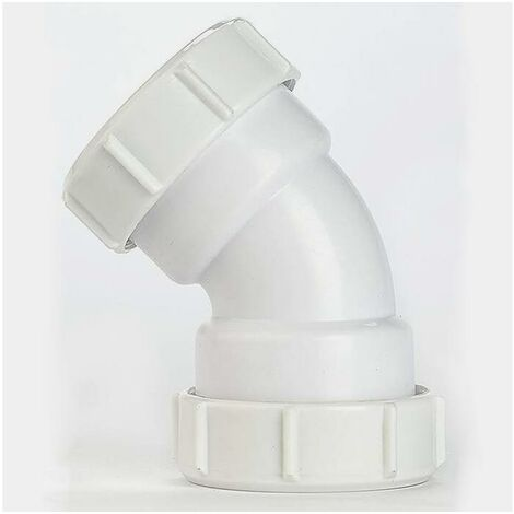 Oracstar MaKe 135 Degree Compression Bend - 32mm Plumbing Fitting