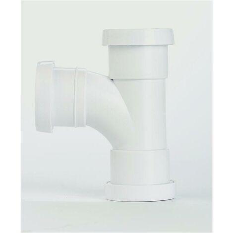 Oracstar MaKe Pushfit Tee - 32mm Plumbing Fitting