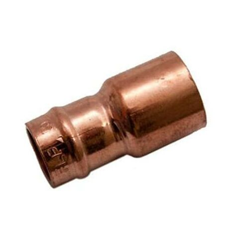 Oracstar 15 x 10mm Fitting Reducer Solder Ring - Pack of 5