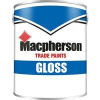 Macpherson Gloss - White - 1L